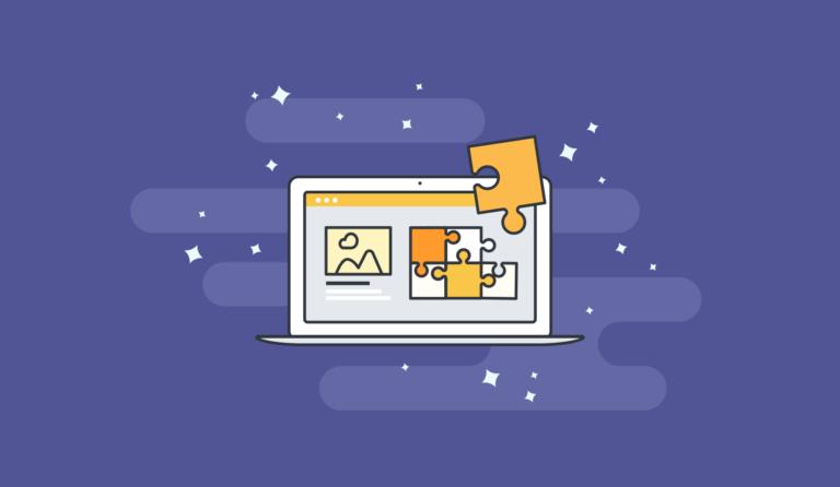 Wordpress Site Building generic illustration