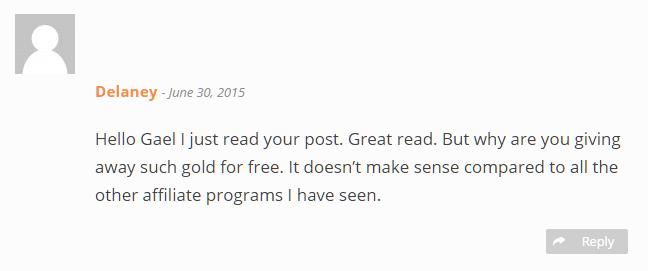 Authority Hacker post comment
