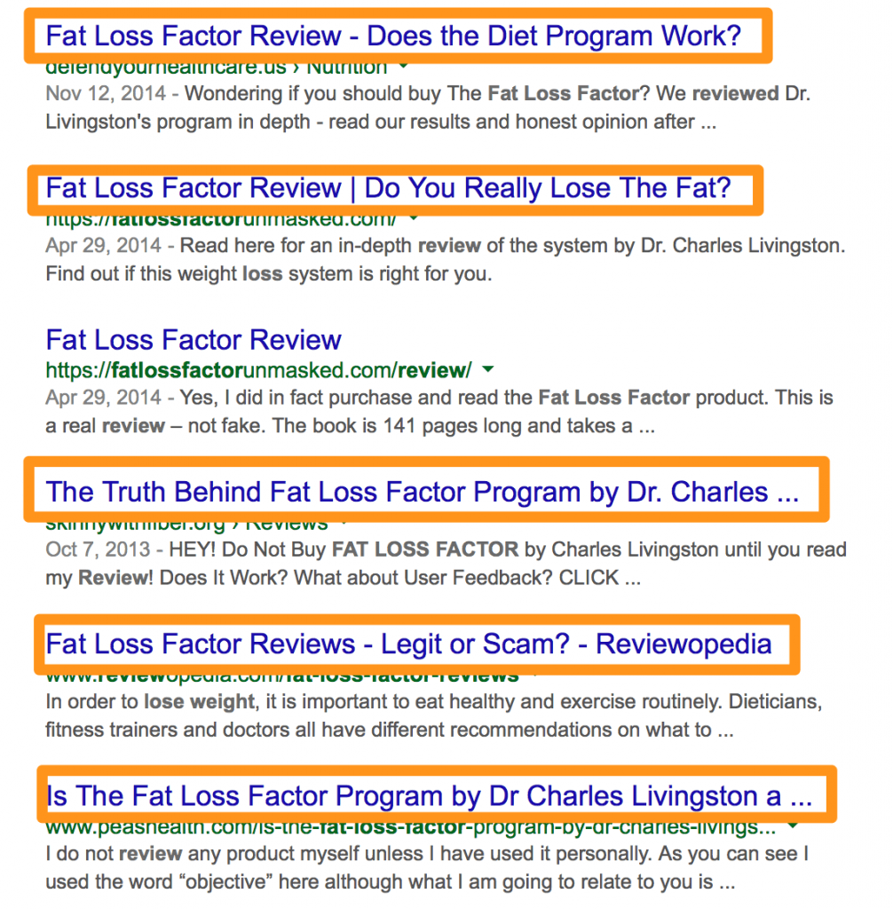 Fat Loss Factor Review Google Search