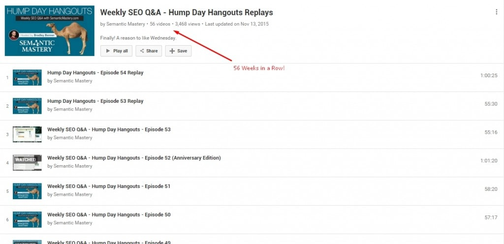 Weekly SEO & QA - Hump Day Hangouts Replays
