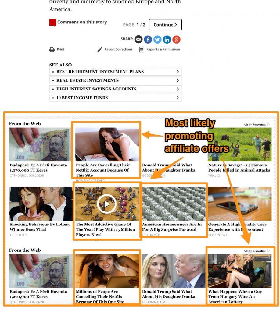 content distribution platforms