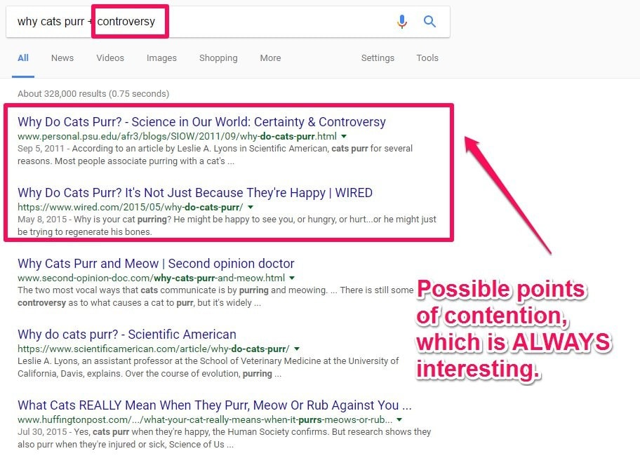 Topic Controversy Google Advanced Search