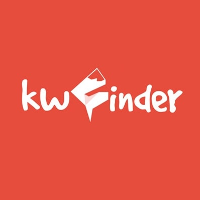 logotipo do kwfinder