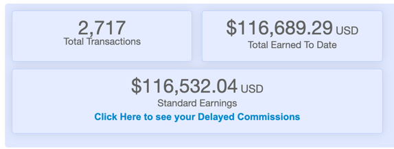 Ah Affiliate Commissions Example