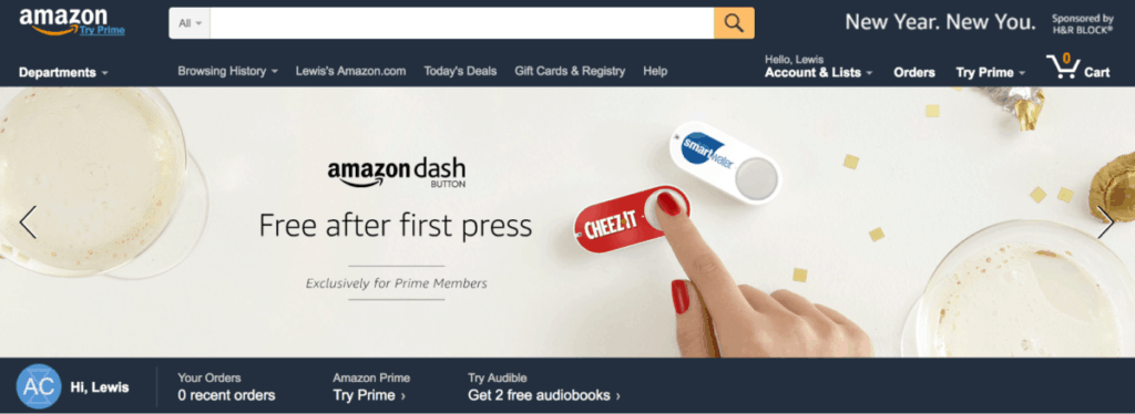 Commercial Keyword Search On Amazon