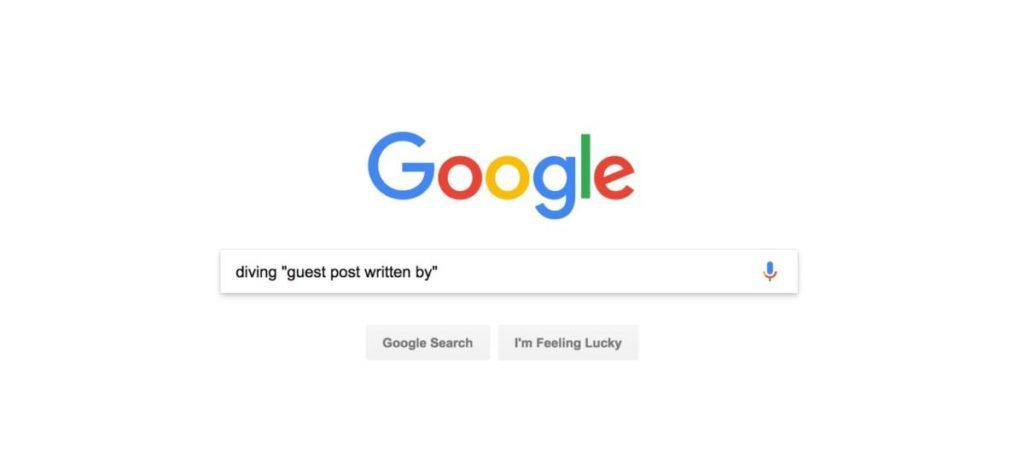 Google advanced query search