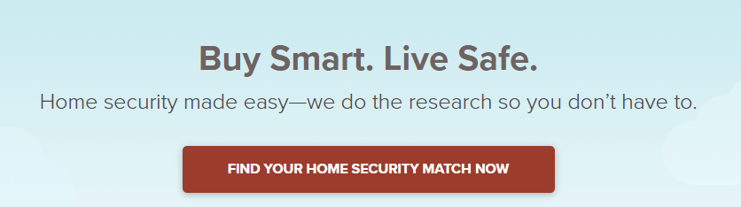 Safewise Home Security Match