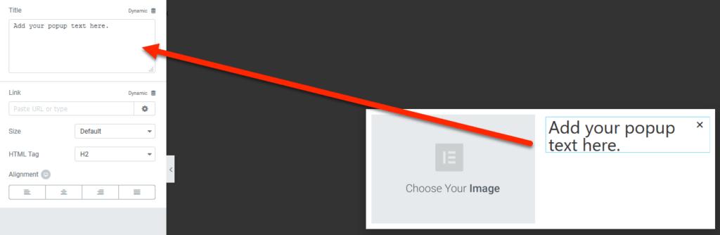 Design Popup From Scratch in Elementor