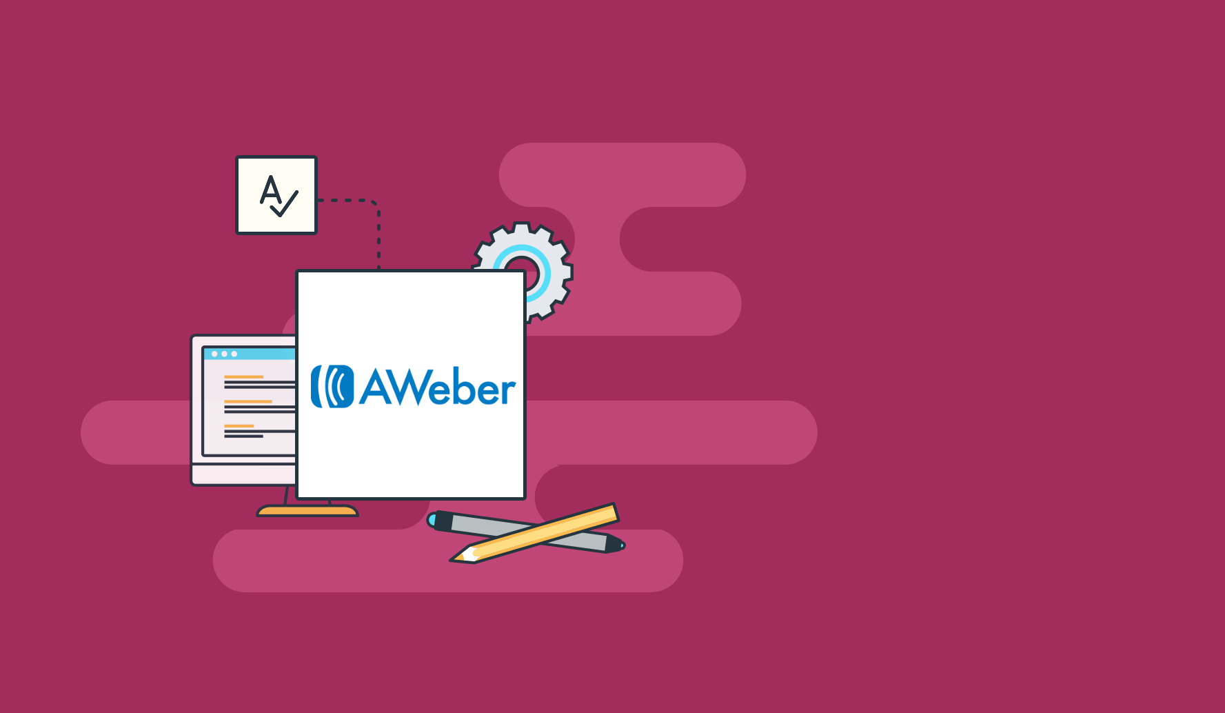 20% Off Coupon Email Marketing Aweber
