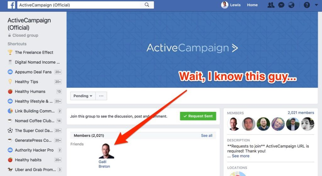 ActiveCampaign Official Facebook Group