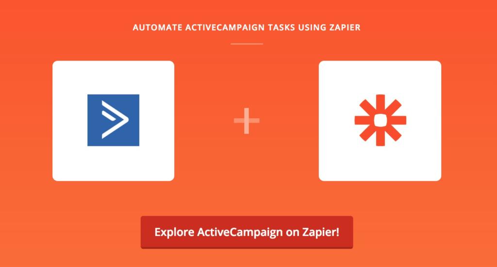 ActiveCampaign Zapier Integration