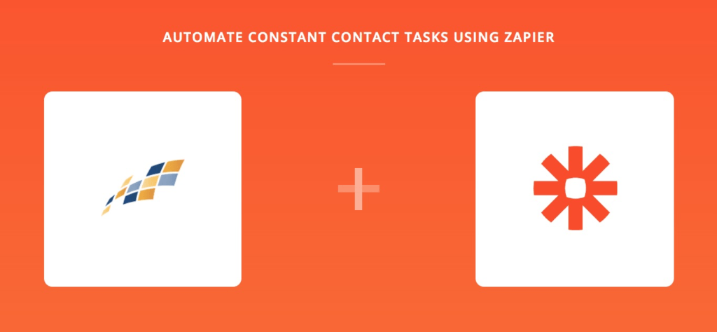 Constant Contact Zapier Integration