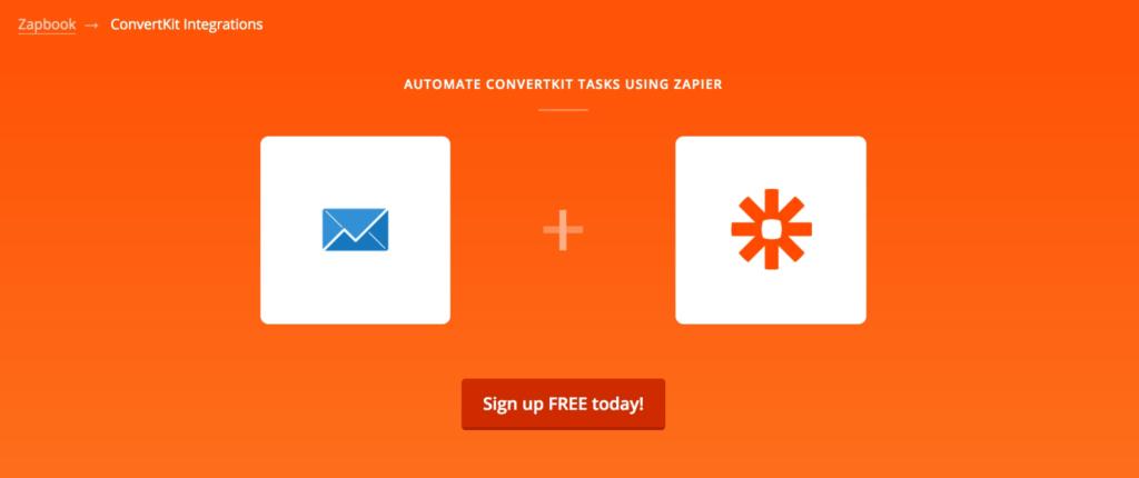 ConvertKit Zapier Integration