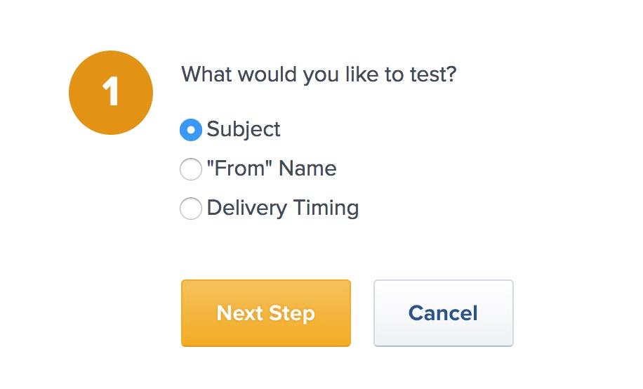 Drip AB Testing System