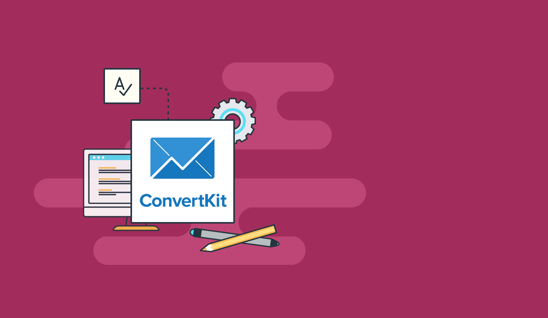 Add Button To Convertkit Email