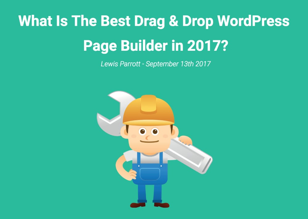 Review of the Best Page Builders