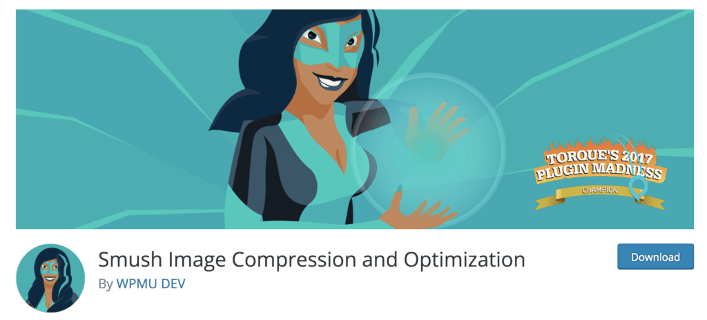 WP Smush WP Image Compression Plugin