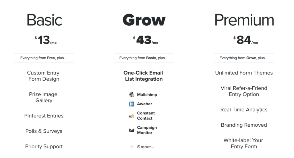 Best WordPress Giveaway Plugin