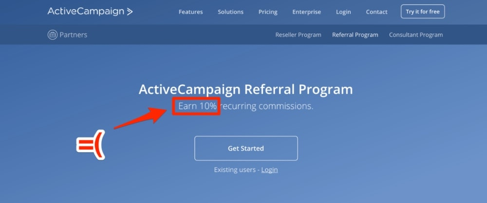 Email Marketing Automation Referral Program ActiveCampaign