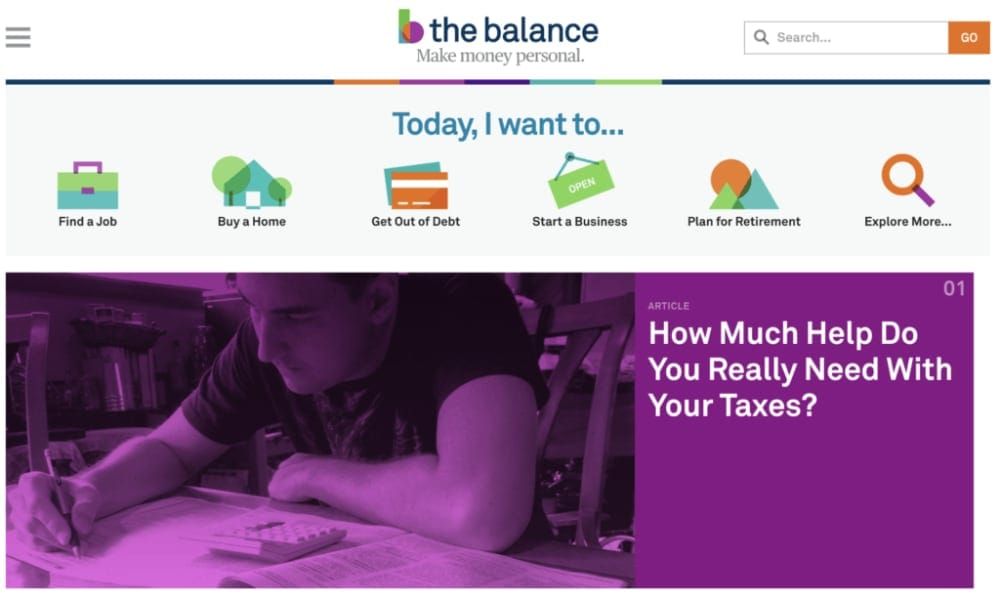 Brand - The Balance