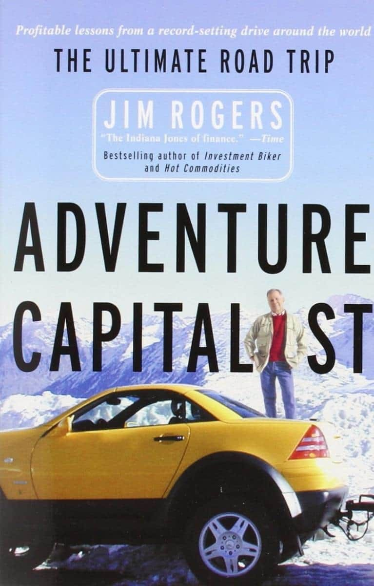 Adventure Capitalist by Jim Rodgers