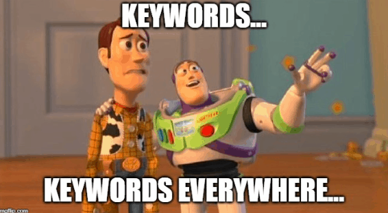 Keywords Everywhere