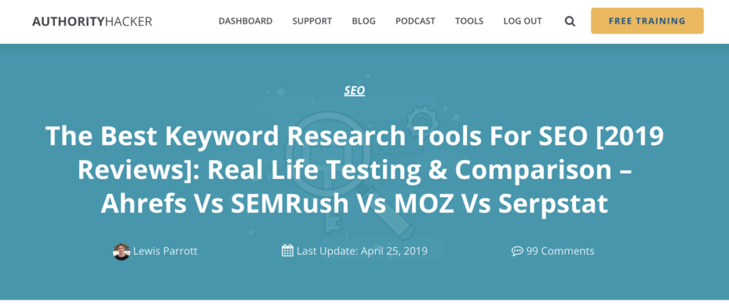 The Best Keyword Research Tools For Seo