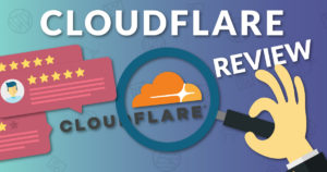 CloudFlare Review Featured Image