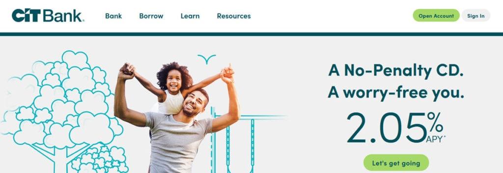 Cit Bank Homepage