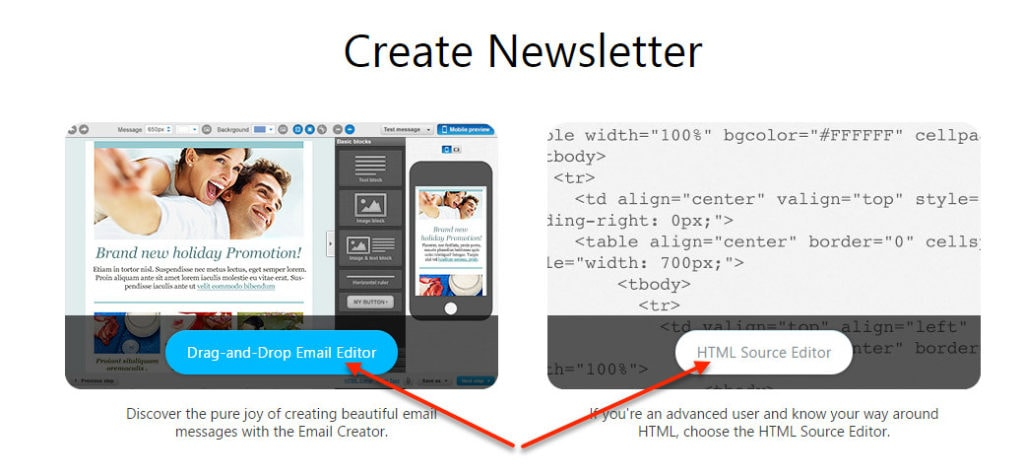 Getresponse Create Newsletter Quick Action