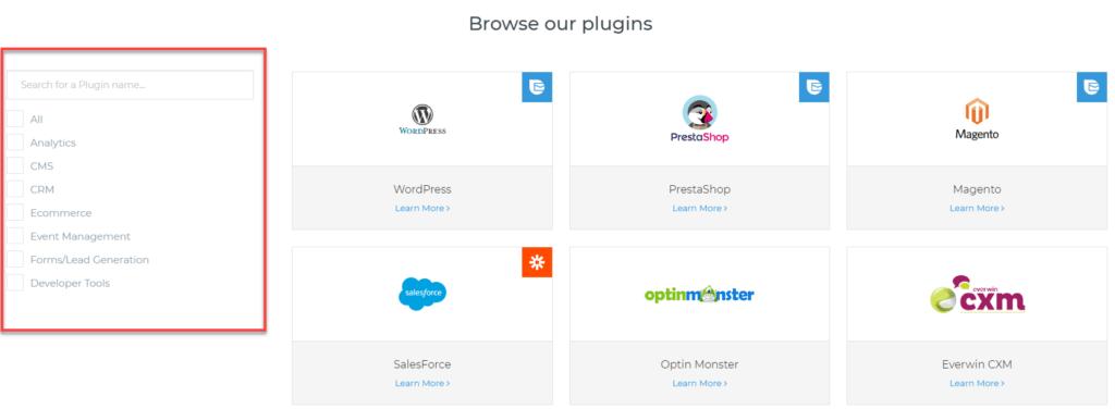 Sendinblue Integration Plugins