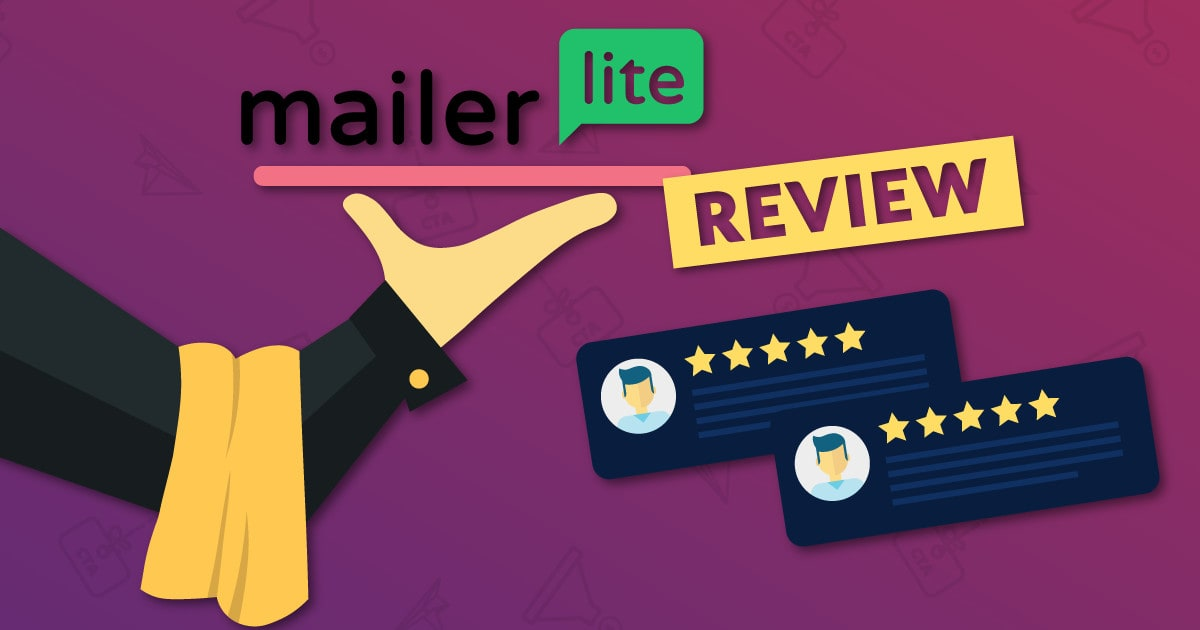 Reviews On  Mailerlite Email Marketing