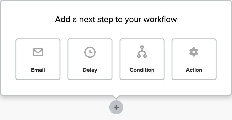 Adding Next Steps In Workflow Mailerlite
