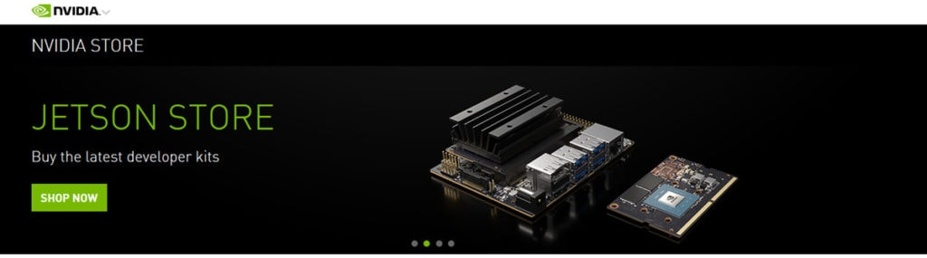 Nvidia Homepage