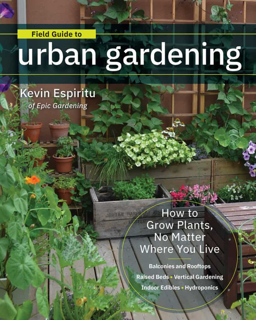 Field Guide To Urban Gardening Book
