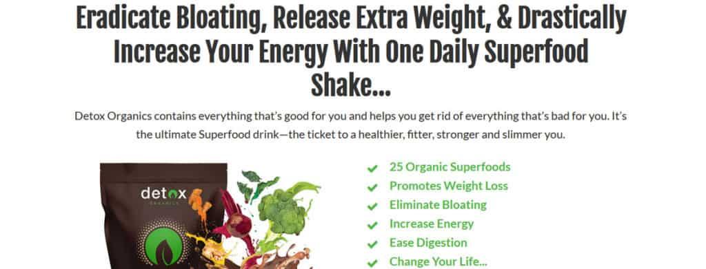 صفحه اصلی Detox Organics