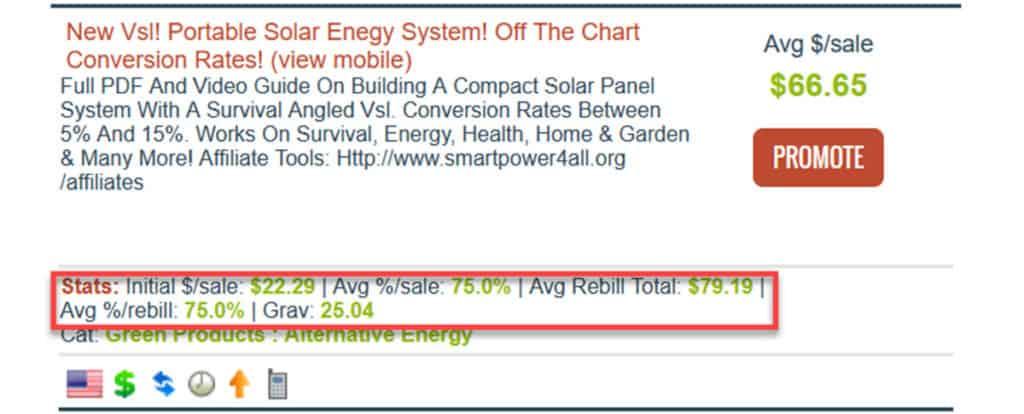 Smartpower4all Affiliate Program Stats