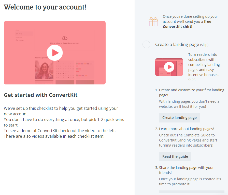 Convertkit Guides And Videos