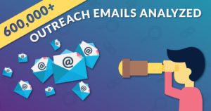 600,000+ Outreach Emails Analyzed Featured Image
