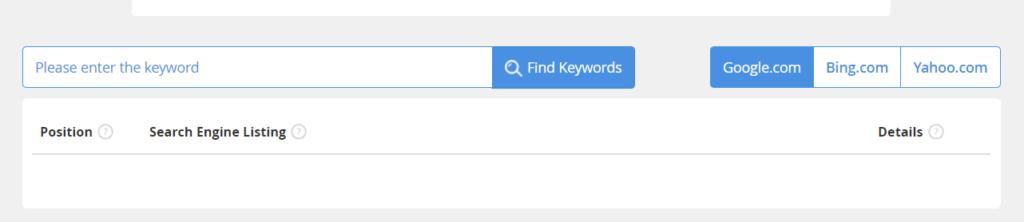Jaaxy Bing And Yahoo Search Analysis