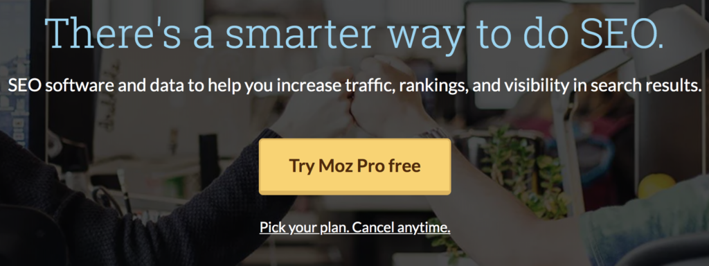 Moz Tool Screenshot