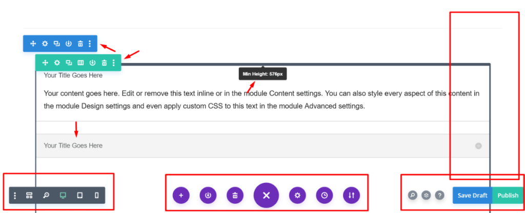 Divi Complicated Interface