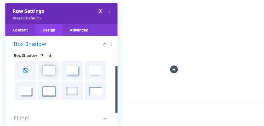 styling options in divi