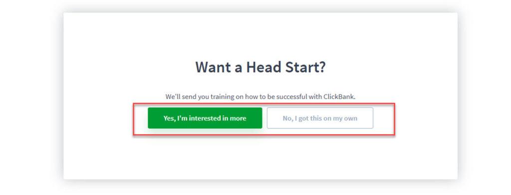 Clickbank Training