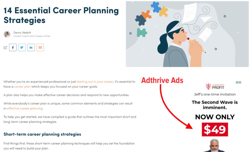 Adthrive Ads