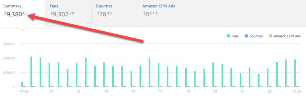 Amazon Earnings Summary