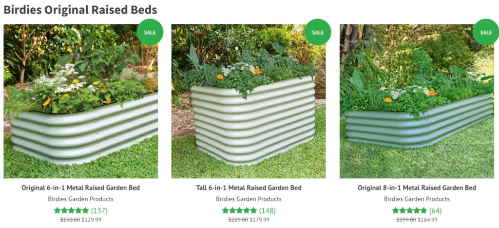 Epic Gardening Raised Beds