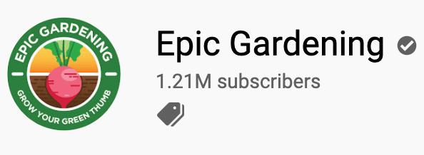 Epic Gardening Yt Subscribers