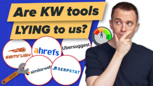 Are KW tools lying to us