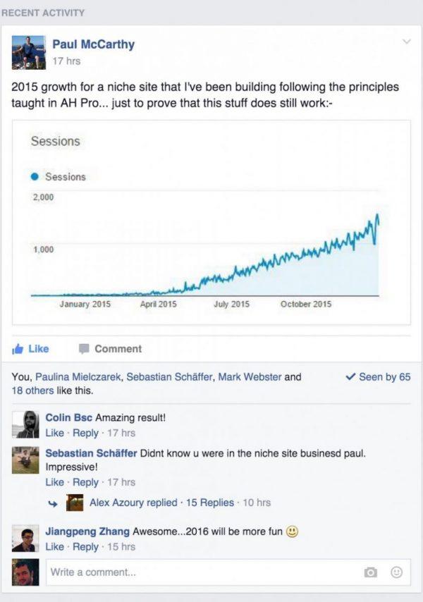 Authority Hacker Pro comment 2015